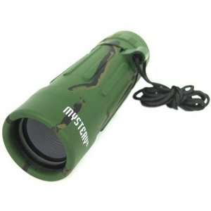 Military / Army Style 10 x 25 Compact Monocular Telescope